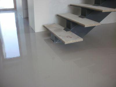 Stěrkování podlahy Roudnice