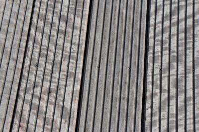 zvětralá terasa
