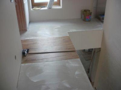 Montáž vinylové podlahy