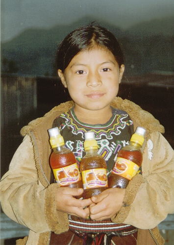 la mejor miel del mundo