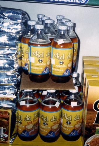 miel de abeja de la mas alta calidad