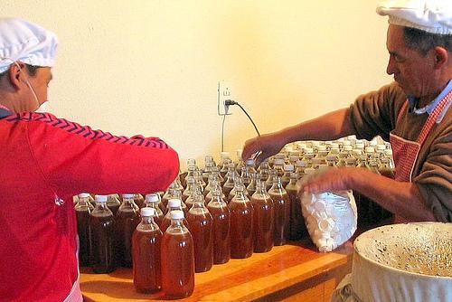miel de calidad mundial