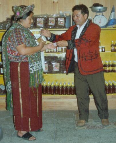 miel para vender