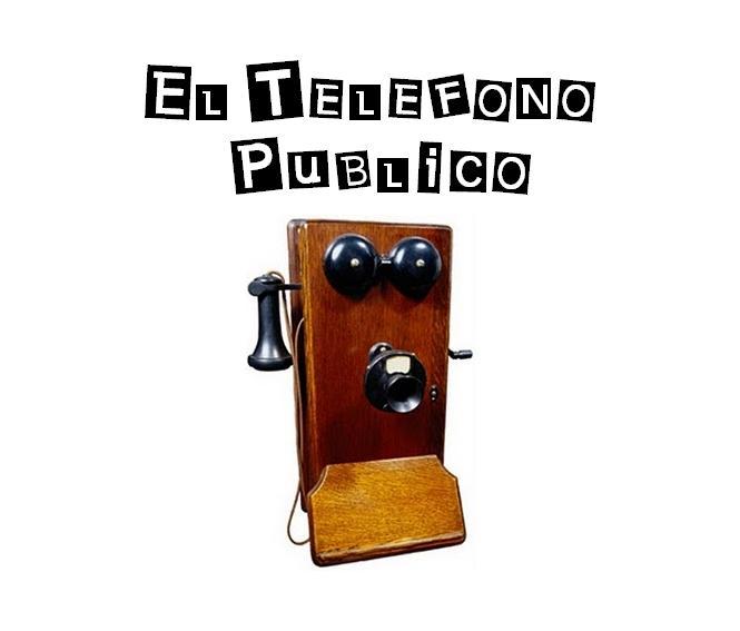 El Teléfono Publico