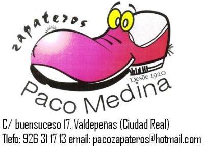 Zapatería Paco Medina