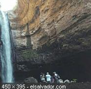 Cascada La Golondrinera