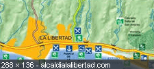 Mapa La Libertad