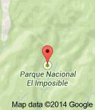 Mapa Parque El Imposible