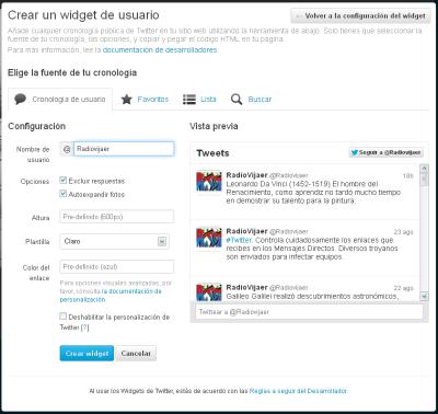 Gadget Twitter