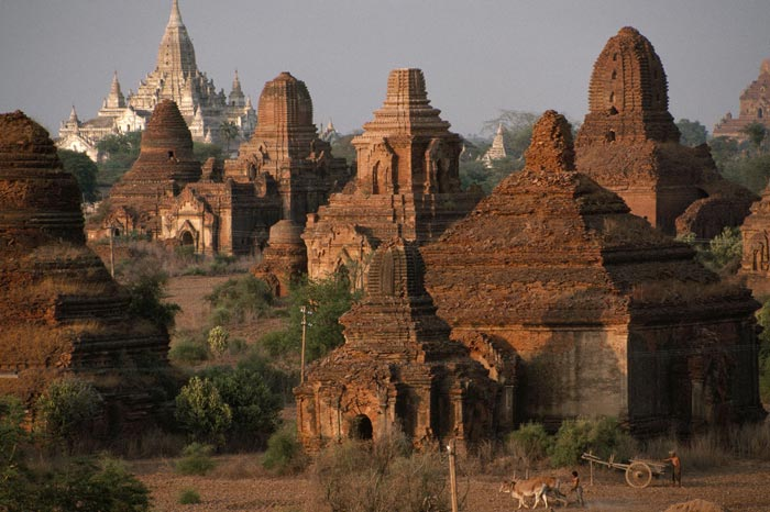 MYANMAR BAGAN TAPINAKLARI