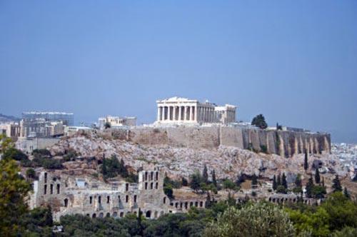 PARTHENON ATİNA