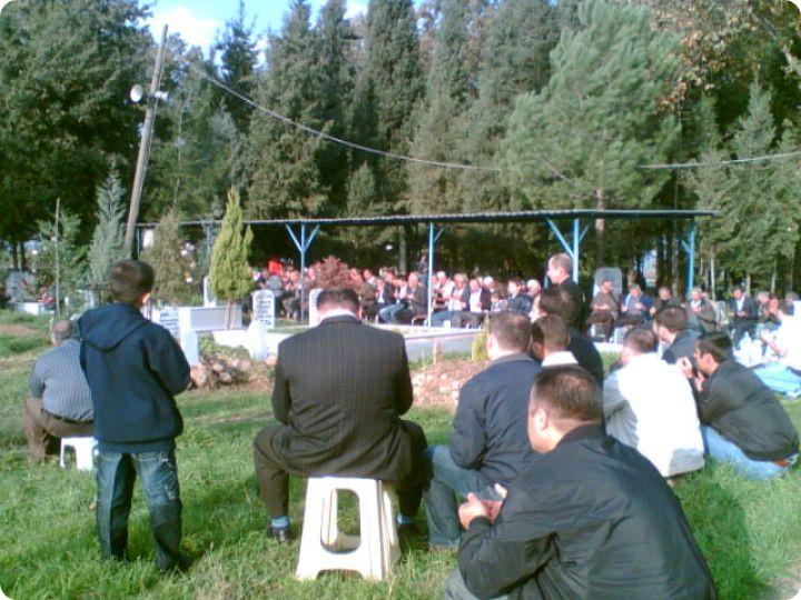 Mezarlık Bayram Duası