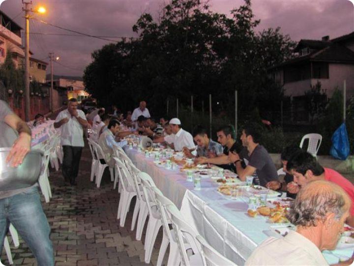 Ramazan'da İftar