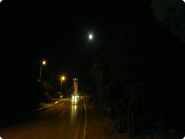 Merkez'de Gece