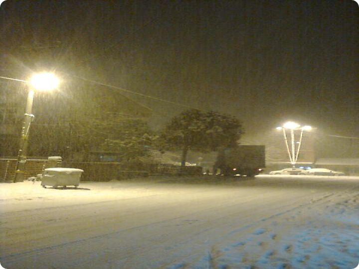 İzmit Caddesi Kar