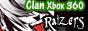 raizers clan xbox 360