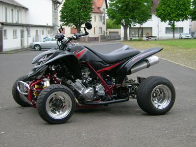 Yamaha Raptor R Special Edition
