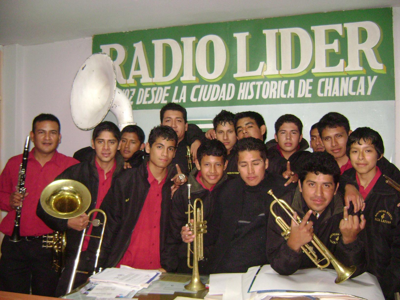 Agrupación Musical Raza Latina