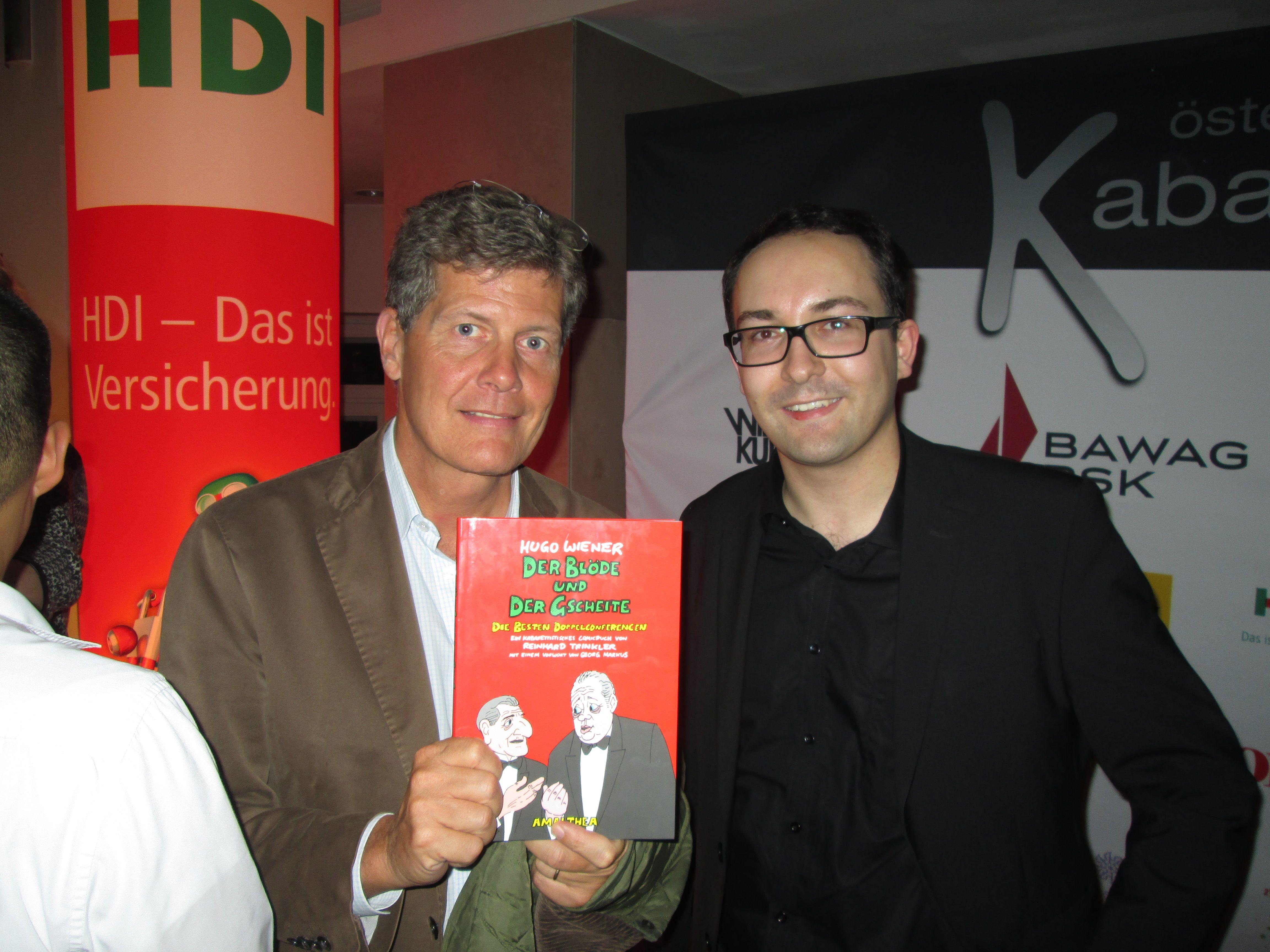 Karl Hohenlohe, Reinhard Trinkler