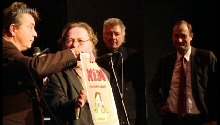 Manfred Deix / Österreichischer Kabarettpreis