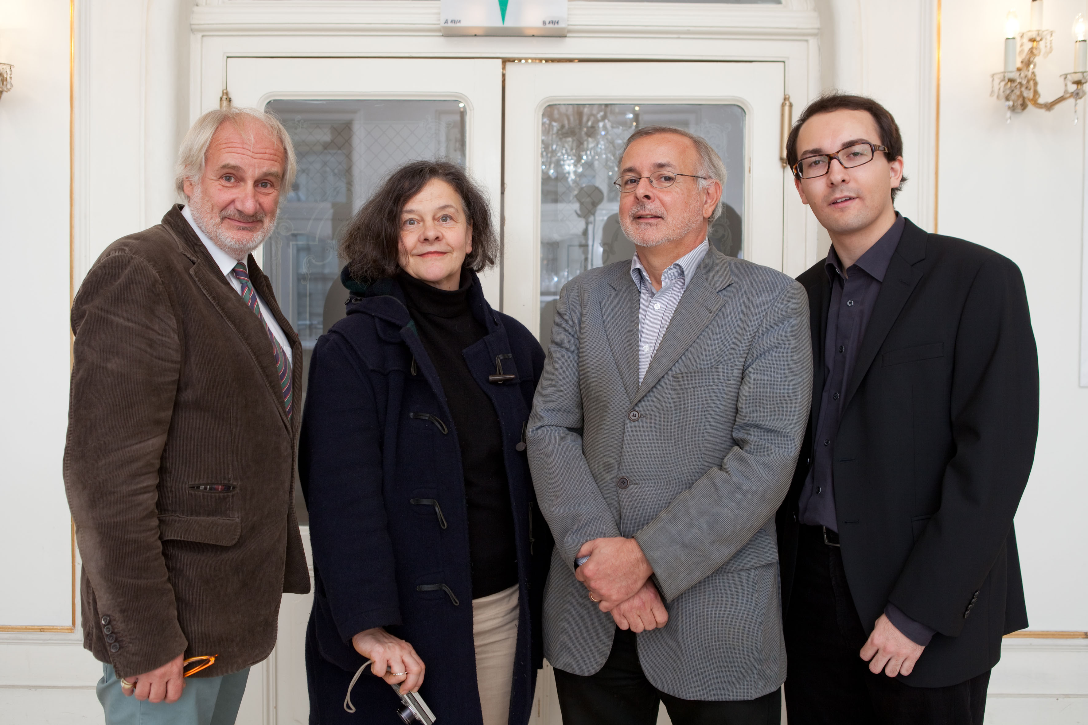Michael Schottenberg / Heidi Baratta / Oliver Rathkolb / Reinhard Trinkler