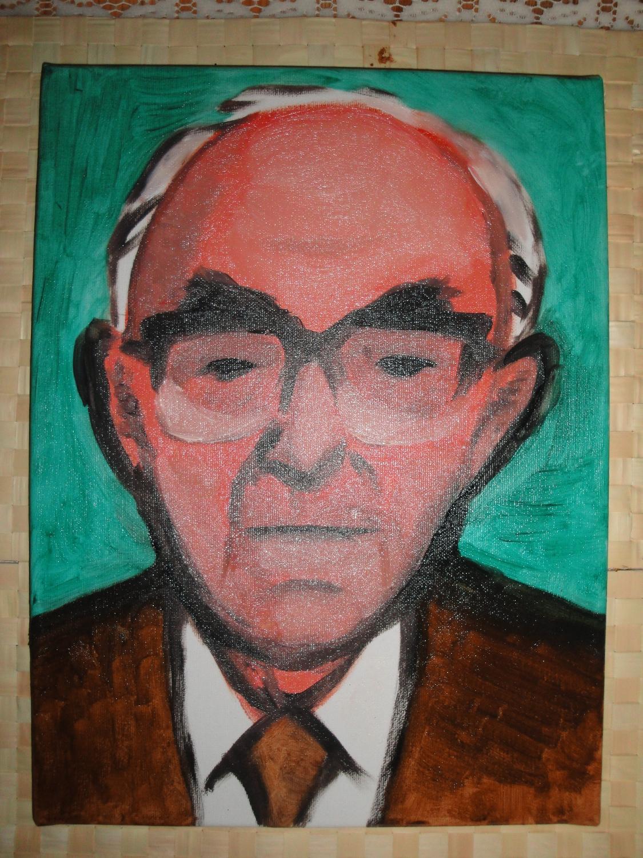 Hugo Dittrich / Großvater von Reinhard Trinkler