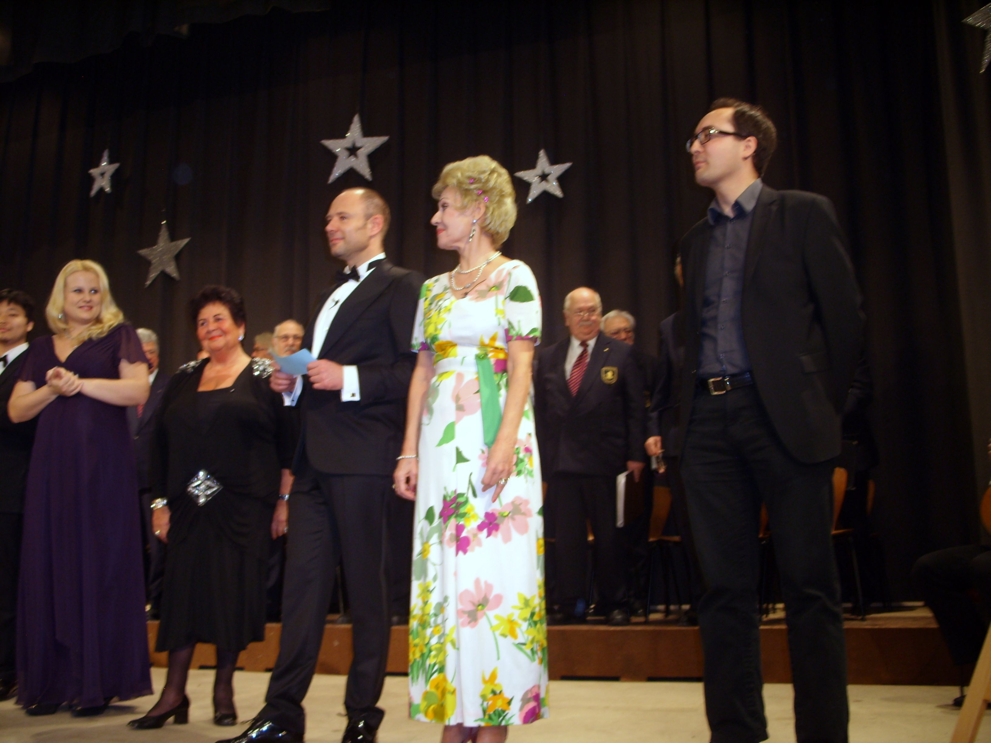 Sabina Zapior / Marika Sobotka / Günther Strahlegger / Ingrid Schlemmer / Reinhard Trinkler