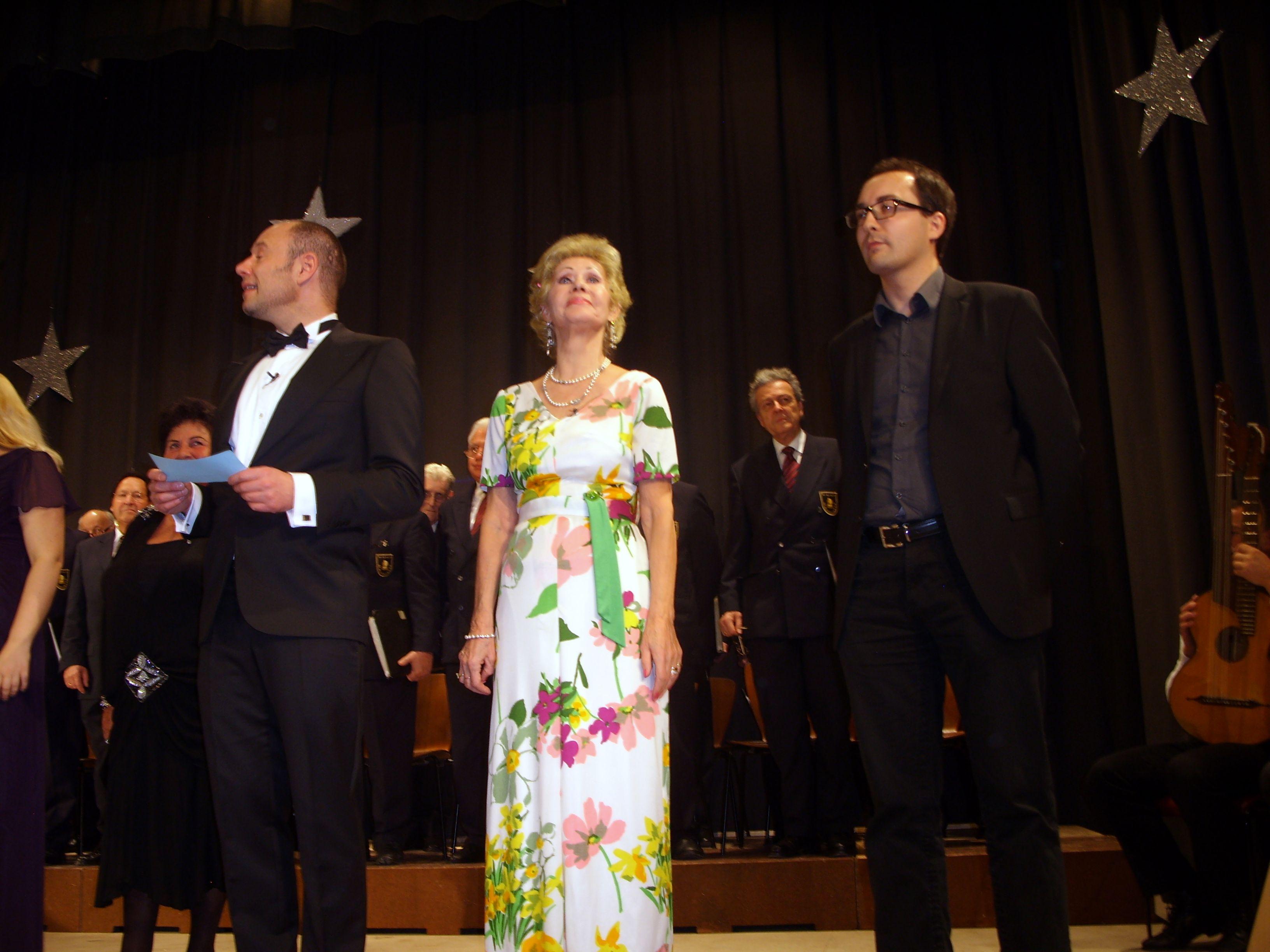 Günther Strahlegger / Ingrid Schlemmer / Reinhard Trinkler