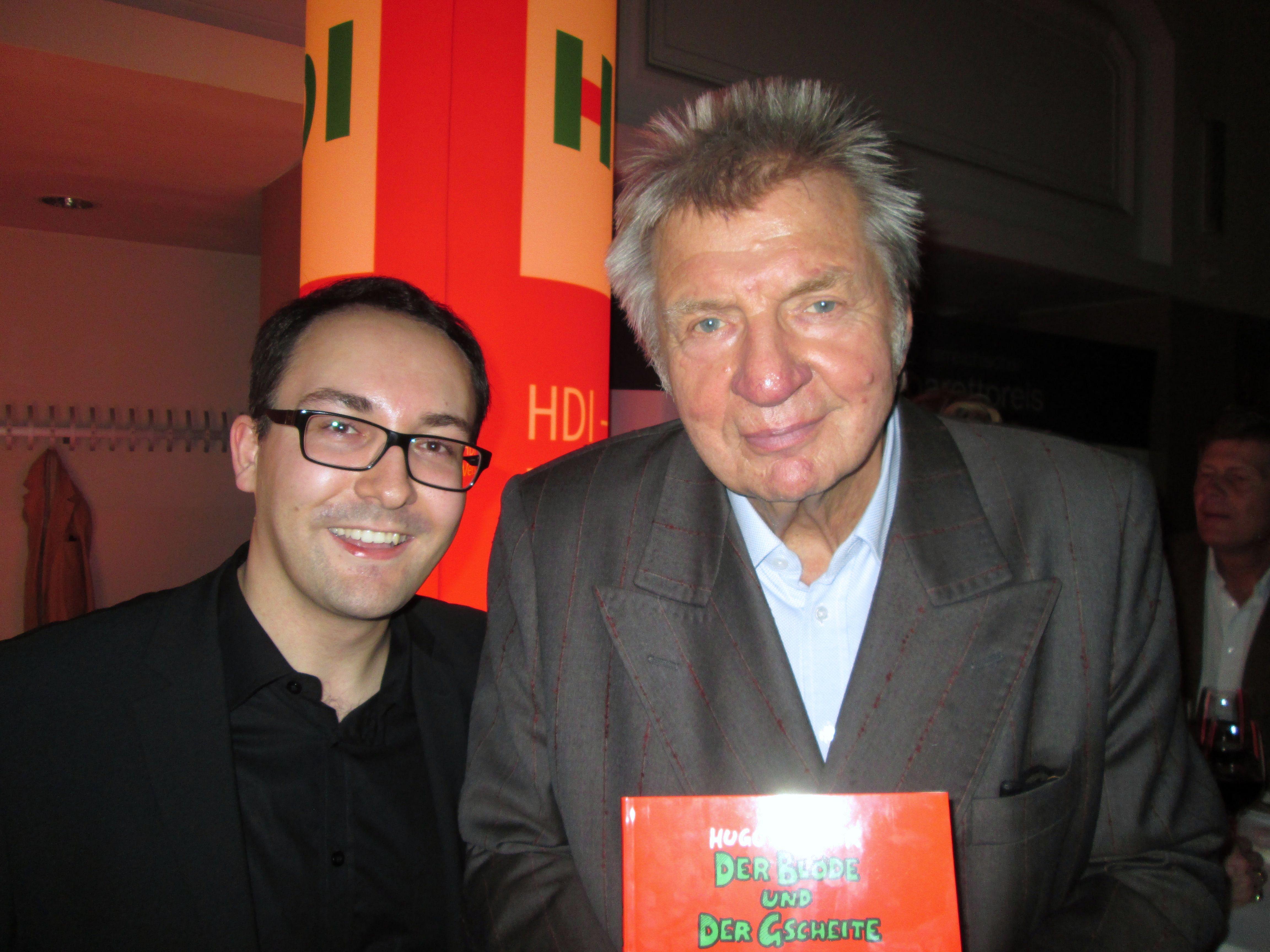 Reinhard Trinkler, Werner Schneyder
