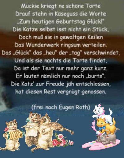 Renate Pircher Kreatives Lebensweisheiten Katzengedichte