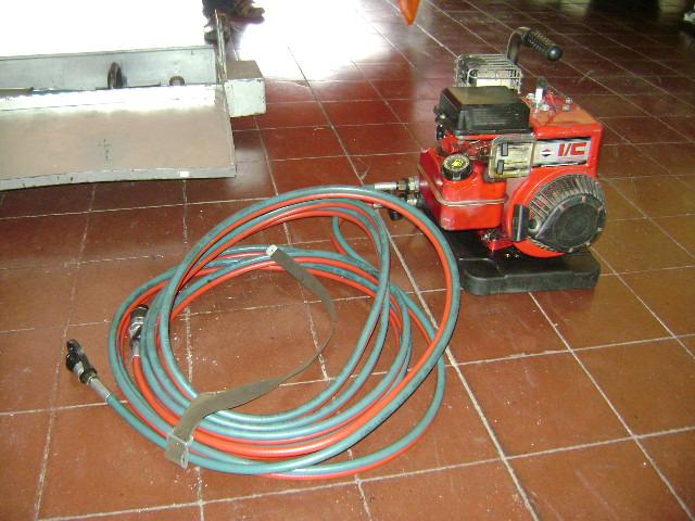 Equipo Generador de Herramientas hidráulicas