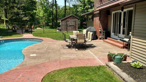 brick paver patios Rensselear