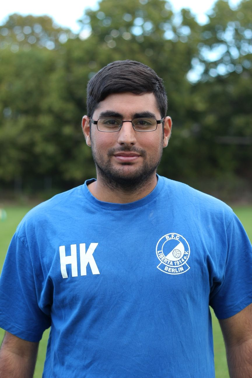 Co-Trainer Hüseyin