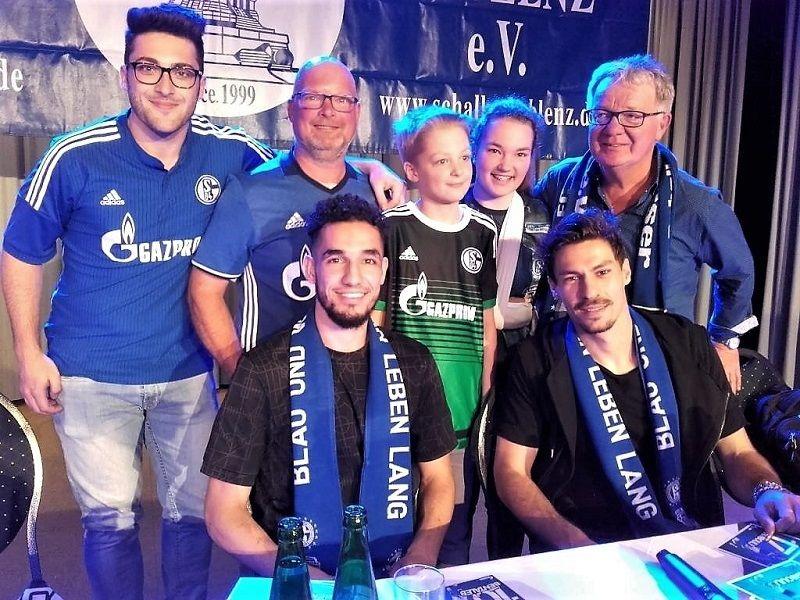 Fan-Club meets Bentalep und Stambouli