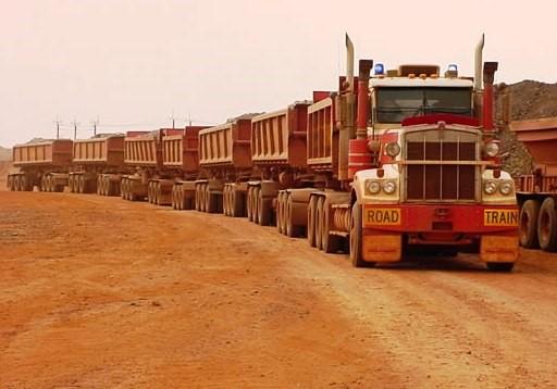 Truck Driver Worldwide Road Trains