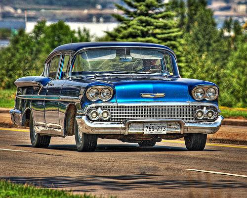 Riseing Motor Classics Chevrolet Bel Air