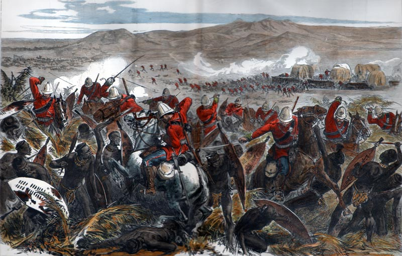 A history of the fight of the british empire against the boers in south africa