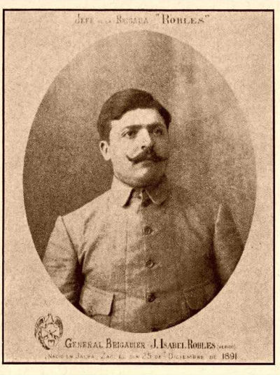 Foto Del General Jose I Robles