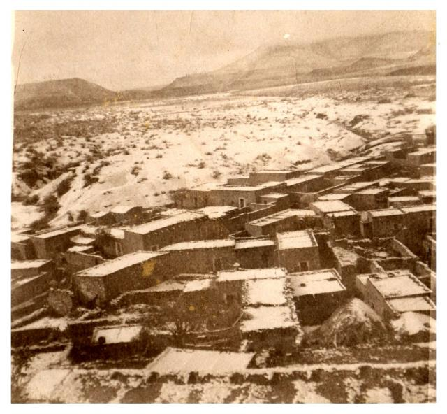 Robles La Nevada De 1955