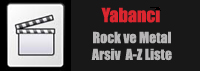yabanci rock ve metal video arsivi