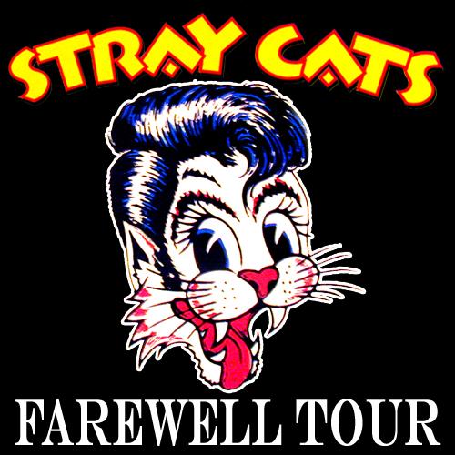 Groupe De Rock Stray Cats