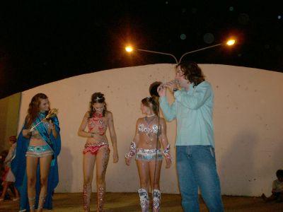 Eleccion de la Reina del Carnaval