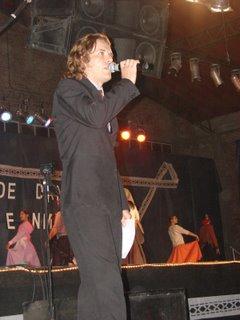 En el Festival Provincial de Danzas Argentinas e Inmigrantes