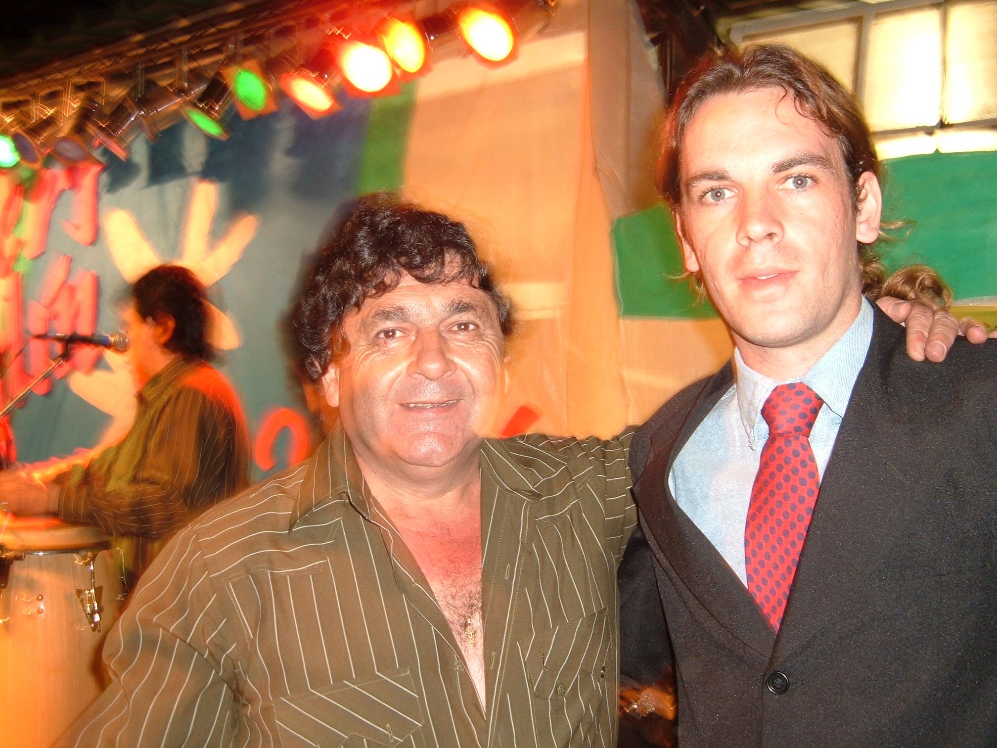 Con Los Palmeras