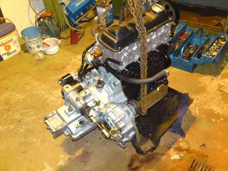 J Rg Fritz U S Scirocco 1 Mit Klima Der Neue Motor Ist