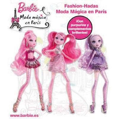 Roxiejugue catlogo barbie fashion hadas de barbie moda magica en paris thecheapjerseys Image collections