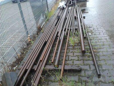 Schrottabholung und Altmetall Ankauf Düsseldorf