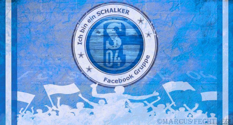 Grafik 'Ich bin ein Schalker'