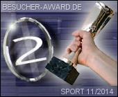 Besucher Award silber