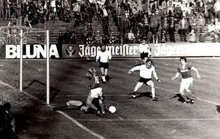 Aussschnitt Schalke gegen Ellingen